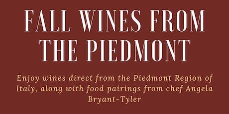 SLAWC x VeroVino Present: Fall Wines From the Piedmont tickets
