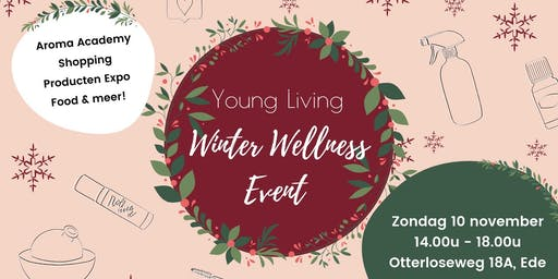 Young Living Winter Wellness Event