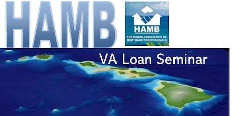 VA Loan Seminar tickets