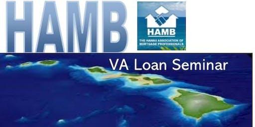 VA Loan Seminar
