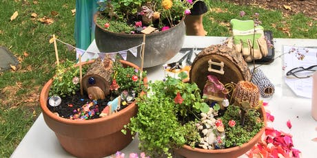 Fairy and Goblin Gardens - School Holiday Program - Sept/Oct 2019. tickets