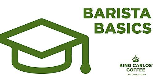 Barista Basics