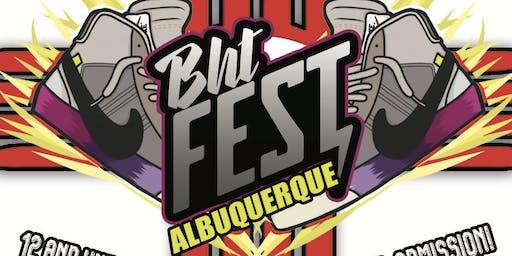 BHT Fest Albuquerque(Sneaker/Streetwear /Vintage/Art Convention)