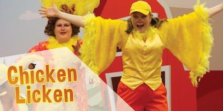 Chicken Licken - Bendigo tickets