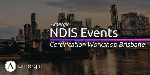 Amergin NDIS Certification 2-Day Workshop (Brisbane)
