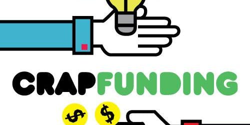 CrapFunding: A comedy show about Kickstarter