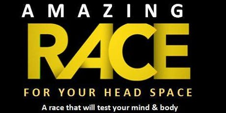 Amazing Race For Your Head Space tickets