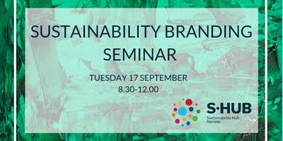 Sustainability Branding Seminary