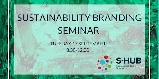 Sustainability Branding Seminary