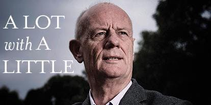"Author Talk: Tim Costello ""A Lot with a Little"" (Adults 16+) (Civic Library)"