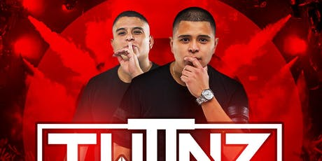 SATURDAY NIGHT with TWIINZ  at SEVILLA San Diego tickets