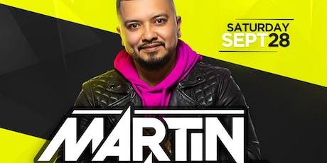 SATURDAY NIGHT with DJ MARTIN KACHE at SEVILLA San Diego tickets