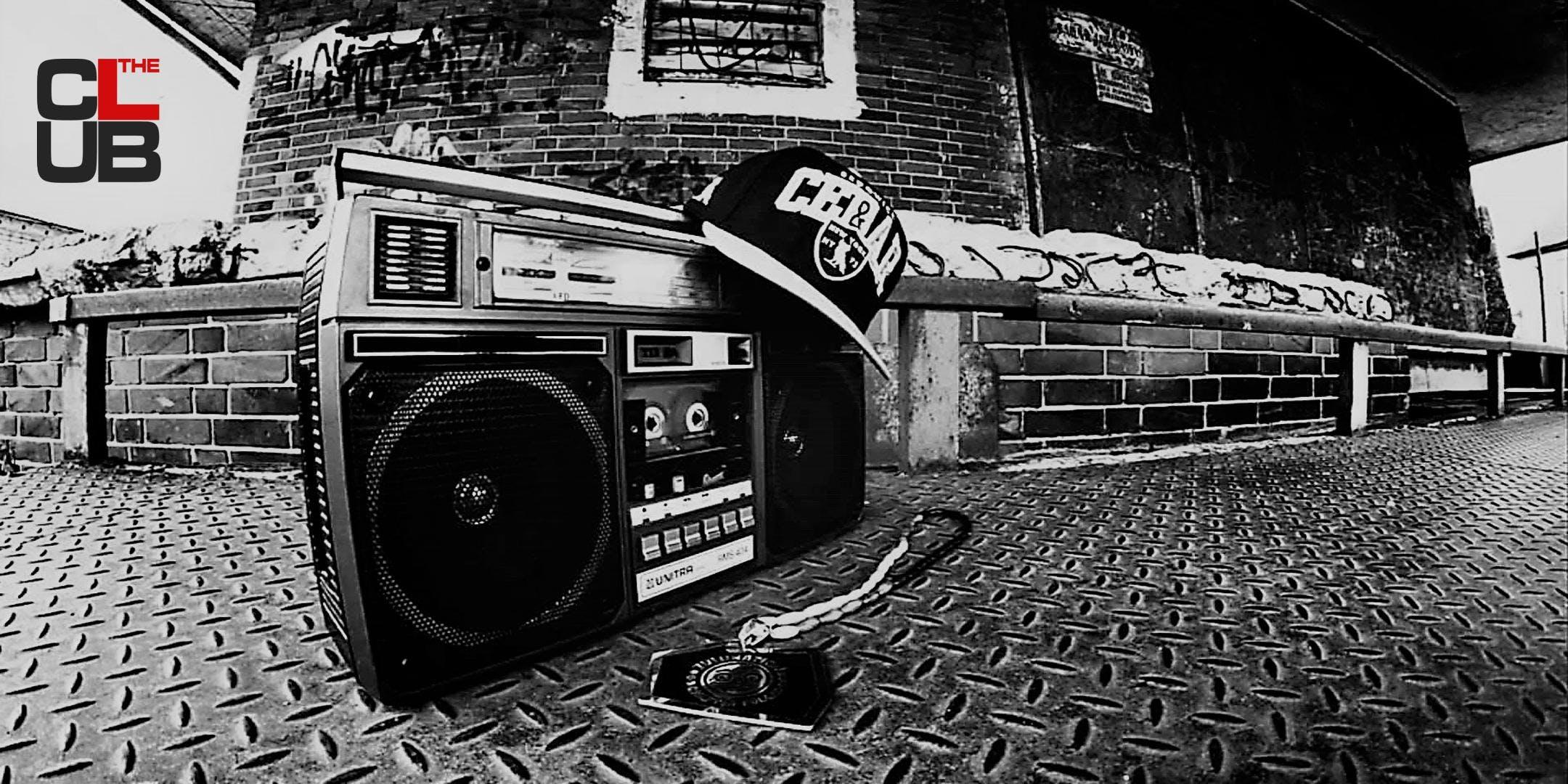 Hip Hop Party al The Club Milano ✆ 3355290025