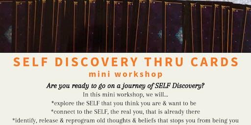 Self Discovery Thru Cards