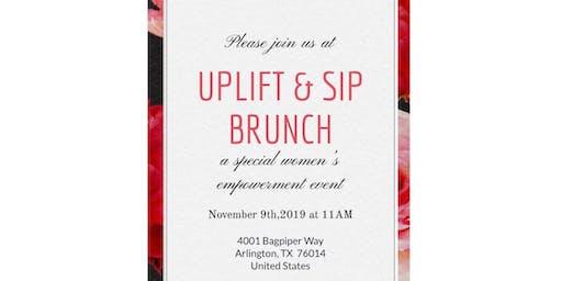 Uplift & Sip Brunch