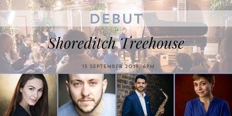Secret Concert: DEBUT at Shoreditch Treehouse - A Night on Broadway tickets