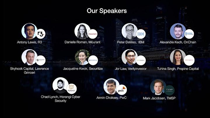 Digital Securities Forum - Singapore's 1st image