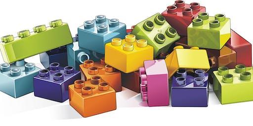 Lego Build - Kangaroo Flat