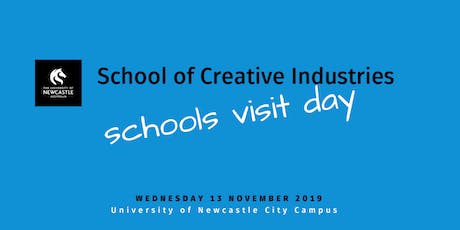 School of Creative Industries Schools Visit Day  tickets