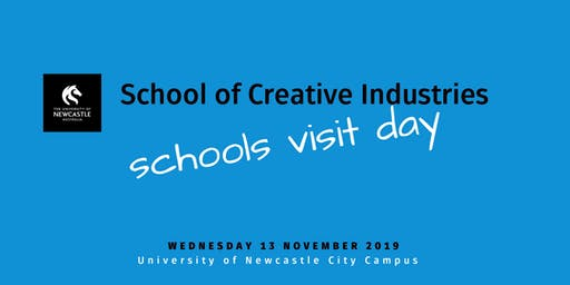 School of Creative Industries Schools Visit Day