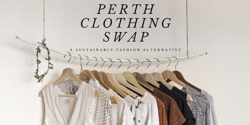 Perth Clothing Swap