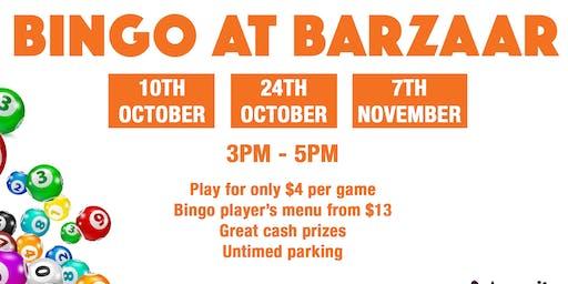 Bingo at Barzaar