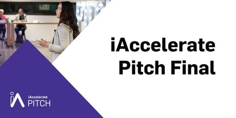 iAccelerate Pitch Final 2019 tickets