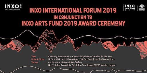 INXO INTERNATIONAL FORUM 2019