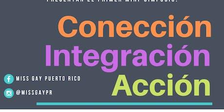 Mini-Simposio Conección, Integración y Acción tickets