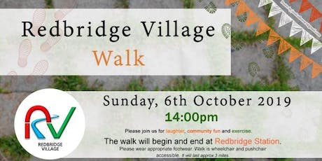 Redbridge Village Walk 2019 tickets