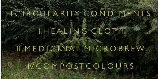 PRIMITIVKOLLEKTIV - Sustainability, Circularity & Herbalism