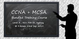 CCNA + MCSA Certification Bundled Course