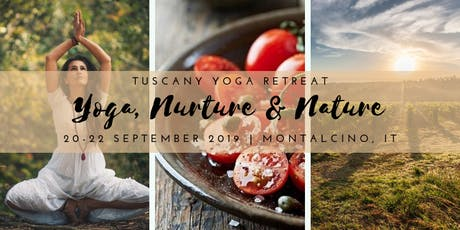 Tuscany Yoga Retreat biglietti