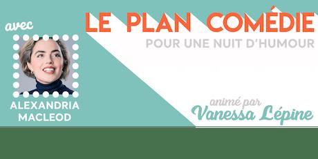 Plan Comédie -Bienne - Septembre 2019 Tickets