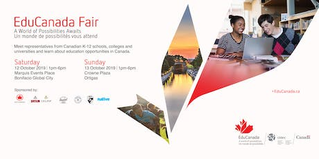 EduCanada Fair tickets