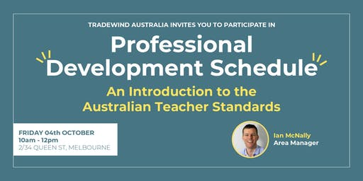 An Introduction to the Australian Teacher Standards