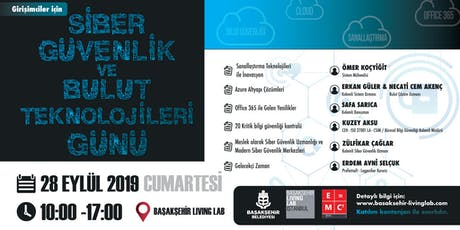 Girişimciler için Siber Güvenlik ve Bulut Teknolojileri Günü tickets