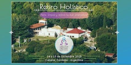 Retiro Holístico - Cabana 2019 entradas