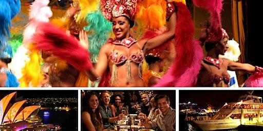 Sydney Harbour Latino Dinner Cruise