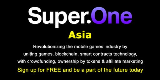 SuperOne Earn from blockchain mobile games (AS)