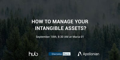 How to Manage Your Intangible Assets?  by The Hub, Danske Bank & Apollonian