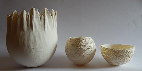 Corso di Ceramica: Paper Clay biglietti