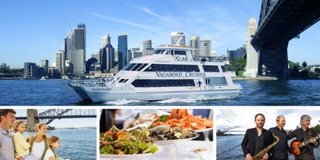 Sydney Seafood & Carvery Harbour Lunch Cruise- NOV & DEC tickets