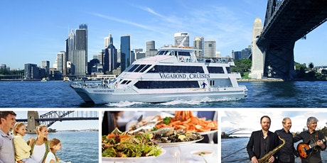 Sydney Seafood & Carvery Harbour Lunch Cruise - Jan-Oct tickets