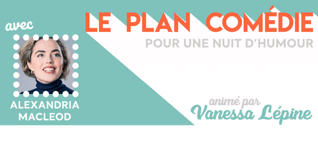Le Plan Comédie - Septembre- Lausanne tickets