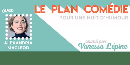 Le Plan Comédie - Septembre- Lausanne