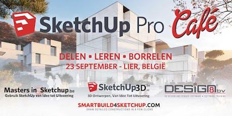 SketchUp Pro Café tickets