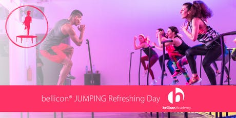 bellicon® JUMPING Refreshing Day für Swiss Jump Trainer Tickets
