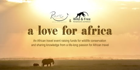 A love for Africa tickets