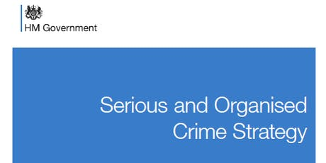A Partnership Approach to tackling Serious and Organised Crime tickets